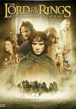 The Lord of the Rings The Fellowship of the Ring Dvd Disc Only See Desc Tote T