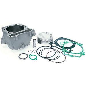 Yamaha YZF 250 (2008-2013) 77mm Std Cylinder Top Gasket Set & Mitaka Piston Kit