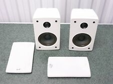 Two NHT Now Hear This SuperZero Bookshelf Speakers