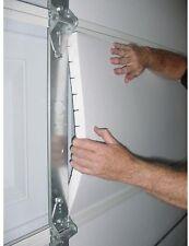 Garage Door Insulation Kit 8-Pieces Foam Panel Boards Energy Efficient Weather