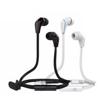 3.5mm Bass Stereo In-Ear Earphones Headset Headphones Earbuds With Microphone