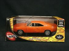 100% Hot Wheels '69 Dodge Charger Modified 1/18 Diecast New Limited Edition 1969