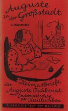 Alfred Lau, Auguste I Königsberg, Patrie des lettres Prusse léthargie T 2, Sign,'57