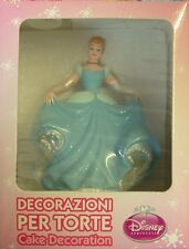 9cm DISNEY PRINCESS CINDERELLA SUGAR PASTE MODEL BIRTHDAY CAKE TOPPER DECORATION