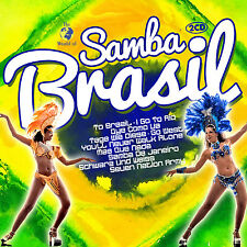 CD Samba BRASIL de Various Artists 2cds