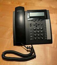 AGFEO T 18 schwarz analoges Komfort-Telefon - voll funktionsfähig