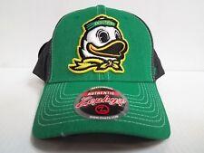 Oregon Ducks Cap Zephyr Adjustable Snapback Heathered Dusk Hat NCAA