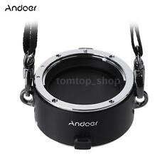 New Style Fast Lens Changing Equipment Lens Double Dual Lens Holder for Canon