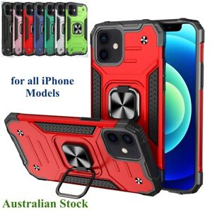 Apple iPhone 12 11 Pro XS Max 7 8 6 6S Plus Case Shockproof Heavy Duty Cover