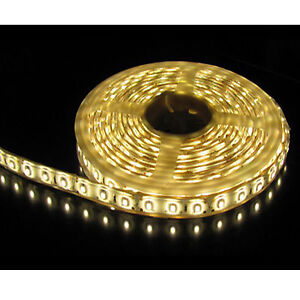 5M SINGLE CLOUR FLEXIBLE LED 5050 SMD LIGHTS 12V COOL WARM WHITE RED BLUE GREEN