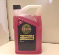Simoniz Car Wash Clean Shampoo and Carnauba Wax 5l (Over 300 washes)