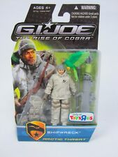 HASBRO G.I JOE COBRA RISE OF COBRA ROC ACTION FIGURE ARCTIC THREAT SHIPWRECK MOC