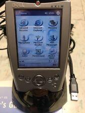 Dell Axim X5 Pocket Pc Hc01U Pda Windows Microsoft with Dock