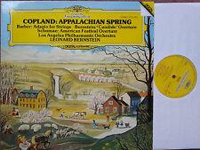DG 2532 083 Bernstein conduce Copland Appalachian Spring & Barber NM