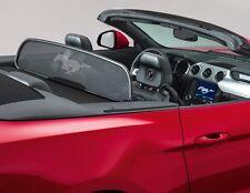 ORIGINALE Ford Mustang Convertible Cabrio frangivento WINDSTOP 2063486 NUOVO