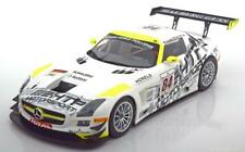 Minichamps 2013 SLS AMG GT3 Winner 24h SPA #18 1:18*New Item-RARE FIND IN USA!