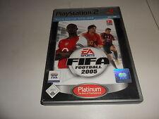 PlayStation 2  PS 2  FIFA Football 2005 [Platinum] (2)