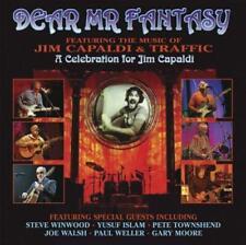 DEAR MR FANTASY - A TRIBUTE TO JIM CAPALDI 2CDs (New & Sealed) Inc Steve Winwood