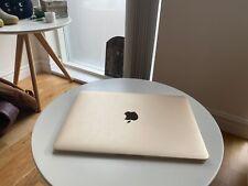 "Apple MacBook 12"" Laptop, 256GB - MNYK2LL/A - (June, 2017, Gold)"