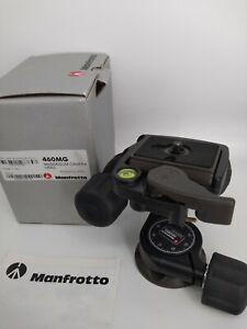 manfrotto 460MG Magnesium camera head