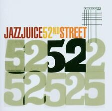 Jazz Juice - 52nd Street - Jazz Juice CD 2OVG The Fast Free Shipping