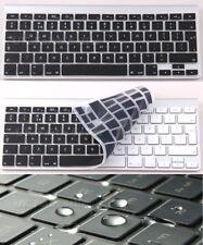 Protectores de teclado negro para ordenadores