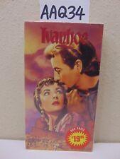 VINTAGE SEALED VHS TAPE-NEW-IVANHOE TURNER FILMS