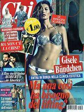 Chi.Gisele Bundchen,Beatrice Borromeo,Pierre Casiraghi,Tania Cagnotto,Tom Cruise