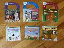 Children's Fairy Tale Tales Audio Book CD Lot of 6 New Sealed