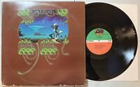Yes - Yessongs 3LP 1973 Atlantic SD 3-100 Prog Rock w/inner sleeves VG+/VG