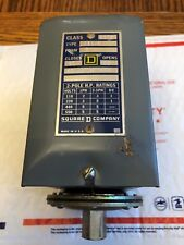 Square D 9013ASG-8 Pressure Switch Closes 80psi. Opens 100psi.        9013 ASG-8