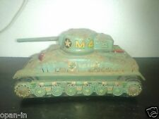 Vintage Collectible US Army's Lot Of Original Tin Toys, Made In Japan