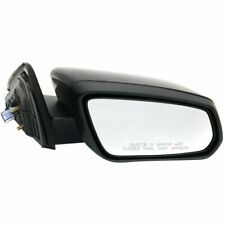 FIT FOR 2013 2014 FD MUSTANG MIRROR POWER RIGHT W/SMOOTH BLACK