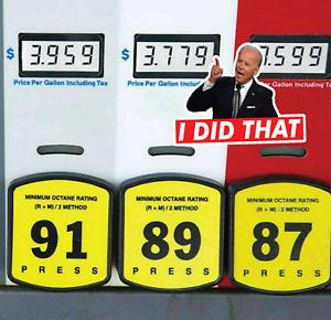 10-100pcs Joe Biden I DID THAT! Sticker Funny Humor Sticker Funny Stickers TRUMP