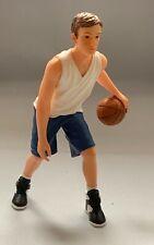 Dolls House Miniature 1/12th Scale Resin Doll Figurine 'Tyler Basketball' HW3031