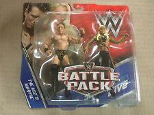 WWE Mattel Battle Packs Series 46 The Miz & Maryse MOC NXT