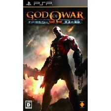 Used PSP  God of War Ghost of Sparta  SONY PLAYSTATION JAPAN IMPORT