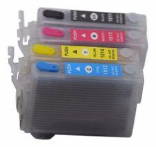 Cartuchos de tinta Magenta compatible de inyección de tinta para impresora