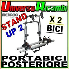 PORTABICI POSTERIORE MENABO STAND UP 2  X  AUDI A4 Allroad dal 2012>