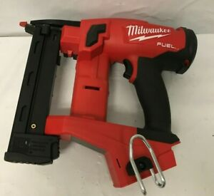Milwaukee 2749-20 M18 FUEL Li-Ion 1/4 in. Narrow Crown Stapler Tool Only, GR
