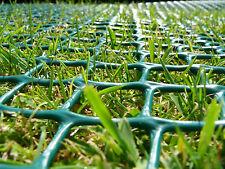 2x30m Grass Reinforcement Mesh Driveway Car Park Ground Protection Lawn Mat