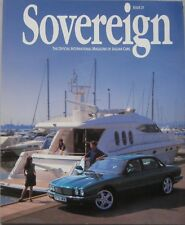 Sovereign magazine Issue 21 the official international magazine of Jaguar cars