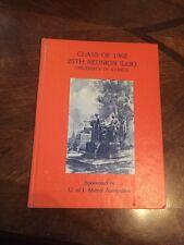 University Of Illinois Class Of 1962 25th Reunion Illio U Of I