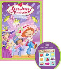Strawberry Shortcake - Lets Dance (DVD, 2007)