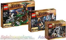 LEGO The Hobbit An Unexpected Journey 79000 79001 79002 Rätsel um den Ring Fluch