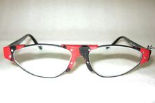 SEEWELL H212 5258 Brille Rot/Schwarz glasses lunettes FASSUNG