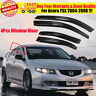 Window Vent Visor FIT FOR 2004 2005 2006 2007 2008 ACURA TSX CL8