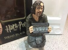 Harry Potter Gentle Giant Bust SIRIUS BLACK IN AZKABAN Limited Edition 578/1500