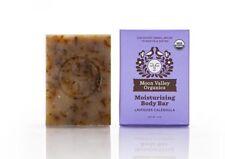 Moon Valley Organics Cleansing Body Bar, Lavender Calendula, 4oz