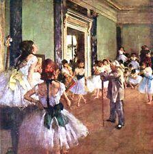 L'ART DU BALLET Tambourinaire Ballets Russes Diaghilev Nijinsky Lifar Degas 1952